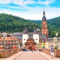 Kurzurlaub für Zwei Badische Bergstrasse im ACHAT Premium Walldorf/ Reilingen