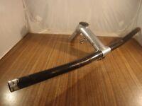 1992 handlebar Wheeler by nL+ stem Z-Trax by ZOOM for MTB 56cm
