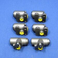 1 Satz = 6  Radbremszylinder vorn hinten links rechts Trabant 601 Kübel -1990