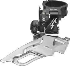 Shimano FD-M781 Deore XT 3*10-fach Umwerfer down swing, top pull, schwarz, NEU