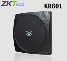 ZKTeco KR601 RFID ID Reader 125KHz Wiegand26 For Access Control W Pro Zk C3, USA