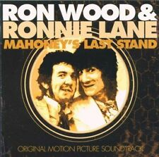 Wood, ron & ronnie Lane-Mahoney 's last stand CD