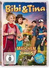 Bibi & Tina - Mädchen gegen Jungs ! DVD Bibi und Tina  Neu OVP