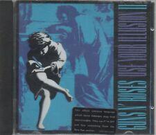 GUNS N' ROSES 1991 CD USE YOUR ILLUSION II - Civil War Heavens Door Don't Cry