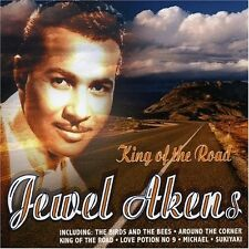 JEWEL AKENS - KING OF THE ROAD (NEW CD)