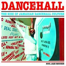 Dancehall - The Rise Of Jamaican Dancehall Culture [CD]