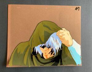 Hokuto No Ken - Shachi - ORK Production anime cel A7 w/ Genga ~ Cosmic Artifacts