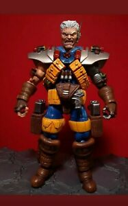 Cutom Marvel legends CABLE action figure
