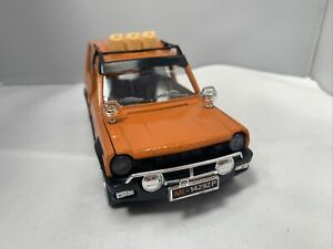 Burago Talbot Matra Rancho Die Cast Vintage Scale 1:24 Made In Italy