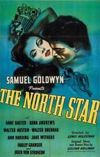 THE NORTH STAR 1943 Drama Romance War Movie Film PC iPhone INSTANT WATCH