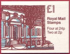 GB £1 Educational Institutions, University of Wales Booklet SG FH28