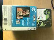 HP 60 Twin Pack Tri-Color Ink Cartridge - New & Unopened