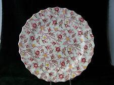 Spode Rosebud Chintz Salad Plate