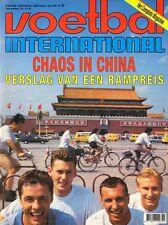 V.I. 1993  nr. 30 - VOETBALLEN IN CHINA/BORDEAUX & WITSCHGE/PETER VAN VOSSEN