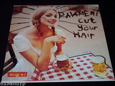 "Pavement, Cut Your Hair, 12"", 1st Pressing on Matador"