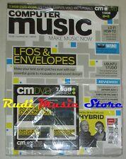 COMPUTER MUSIC Magazine SEALED 129 Summer 2008 DVD-Rom 7.9 GB Astralis Orgone cm
