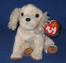 Ty Laptop the Cocker Spaniel Beanie Baby - Mint with Near Perfect - Mint Tag
