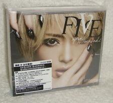 J-POP Ayumi Hamasaki Five Taiwan CD+DVD