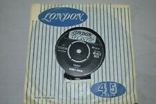 "BOBBY DARIN      THINGS     7"" RECORD    LONDON RECORDS   45-HLK 9575  1962"