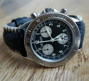 Hamilton Lancaster gents Chronograph 8802, rare watch, Beautiful piece!!