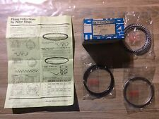 Mazda (Pièce d'origine authentique) REF :  HE05-23-130 SEGMENT , PISTON