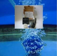 SOLAR POWER 1 STONE AIR PUMP 1.5W FISH POND OXYGEN AERATOR PUMP  AUST OWNED SHOP