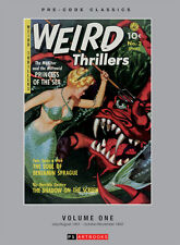 Pre Code Classics Weird Thrillers / Adventures HC