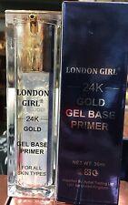 New London Girl 24K Gold Gel Face make up primer For All Skin Type Just £11.99