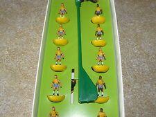 BRASILE 1970 Subbuteo Top Spin Team