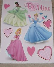 "Disney Princess Cling Ons ""Be Mine"""