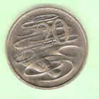1994 AUSTRALIAN CIRCULATED 20 CENT COIN