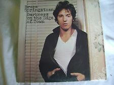 BRUCE SPRINGSTEEN, LP, DARKNESS ON THE EDGE OF TOWN, COLUMBIA  JC 35318