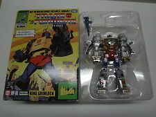 King Grimlock Cybertron Commander MP-8X Takara Transformers Masterpiece Japan