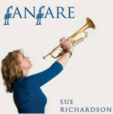 Sue Richardson : Fanfare CD (2011) ***NEW***