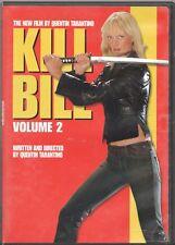 Movie DVD - KILL BILL VOLUME 2 - Pre-Owned - Miramax