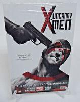 Uncanny X-Men Vol 3 Good The Bad The Inhuman Marvel Comics Hard Cover HC Sealed