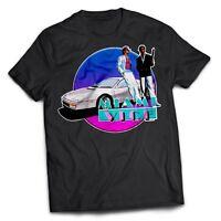 Miami Vice Classic Retro Tv Series Film Movie Tumblr Mens 80S 90S T Shirt