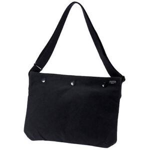 Yoshida Bag PORTER PORTER COPPI SACOSH 571-09747 Black Made in Japan New