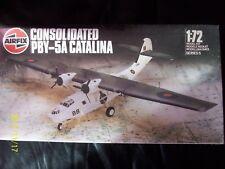 "VINTAGE AIRFIX 1:72 Consolidé PBY-5A CATALINA ""état neuf"""