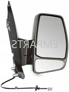 Power-folded Mirror for Ford Transit Custom Driver Side O/S 2012 Onwards