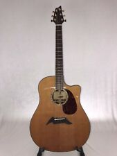 Breedlove Cascade D25/CRe Acoustic-Electric Refurbished Guitar - Natural