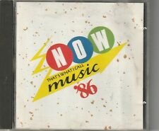 Various Artists - Now Thats What I Call Music 1986  CD (Virgin / EMI 1986)  RARE