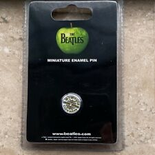 The Beatles 'Sgt Pepper's Drum Logo' Pin Badge *Official Merch!*