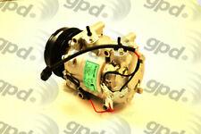 A/C Compressor For 2009-2014 Honda Fit 1.5L 4 Cyl 2011 2010 2012 2013 6513016
