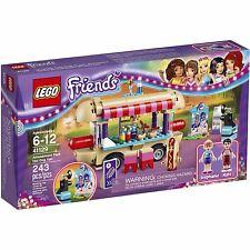 (NEW SEALED) FRIENDS LEGO 41129 AMUSEMENT PARK HOT DOG VAN GIRLS BUILDING TOY BL