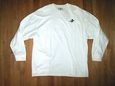 Men's Big & Tall Winchester White Long Sleeve T-Shirt Size XXL 2XL NWT