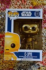 Star Wars C-3PO #13 Pop! Vinyl Bobble Head