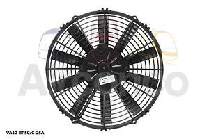 "Spal Axial Fan, VA10-BP50/C-25A, 24v (Pull) 12"" 305mm) - Genuine Product!"