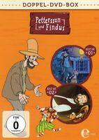 Pettersson et Findus - Doppelbox 2 DVD Box Set Édition 6 Suites Best de 01 & 02