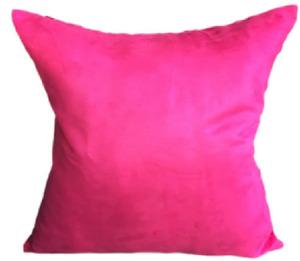 Suede Pillow (set of 2) decorative, furniture, throw pillow, soft, home decor